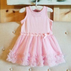 Healthtex pink tutu dress
